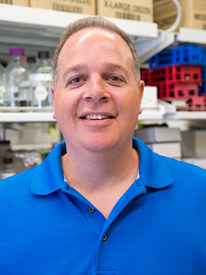 Jason Weber Associate Professor of Medicine and Cell Biology and Physiology